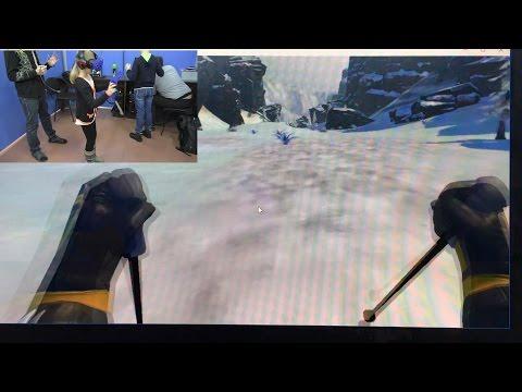 ТОП 5 игр в виртуальной реальности / Geektimes