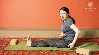 Азбука Йоги (Урок 4 - Пасчимоттанасана)