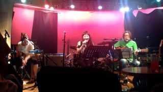 【LIVE】Let It Go (Blues Rock ver.) English/FROZEN by Angel Pie 【アナと雪の女王】