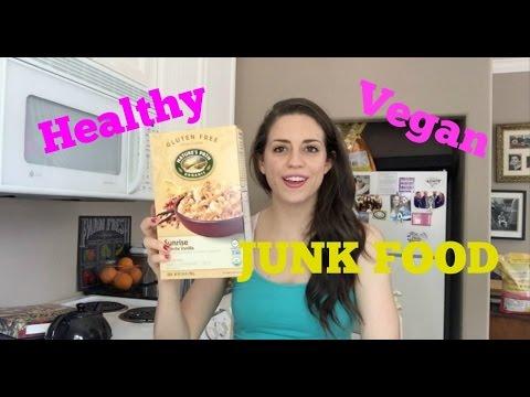 """Healthy"" Vegan Junk Food"