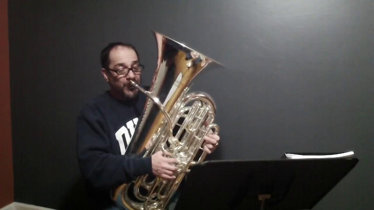 Sarabande Bach