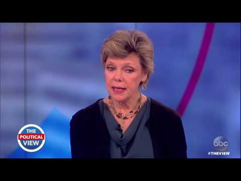 Cokie Roberts Talks Inauguration, Melania Trump As First Lady, Washington Fashion | The View