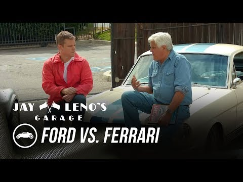 Full Opening: Matt Damon Talks Ford vs. Ferrari With Jay - Jay Lenos Garage