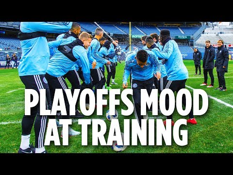 Preparing for Playoffs | INSIDE TRAINING