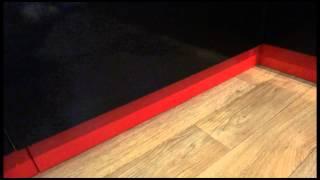 Цокольный плинтус для кухонной мебели !! Обзор ! часть  2| #edblack