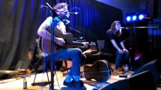 Neil Halstead & Rachel Goswell. (Live @ Cecil Sharp House London. 23/10/13) 3 songs.
