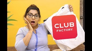Huge Club Factory Summer Haul in Tamil| Makeup, Beauty, Trendy & Style, variety of products on SALE