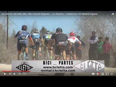 3ra Edición Del Rally Bike Villa General Belgrano - Los Reartes + Maribel Aguirre