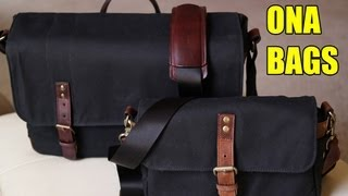 Ona Union Street And Bowery Camera Bag Review