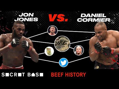 Jon Jones' beef with Daniel Cormier has fights, death threats, and sex pills