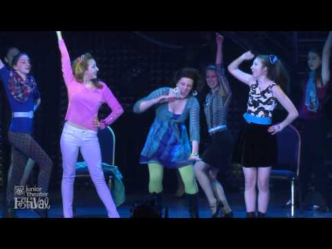 """""""Bend And Snap"""" I Legally Blonde JR. I iTheatrics JTF '14"""