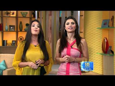 Chiquinquirá Delgado 20120625 ¡Despierta América! HD