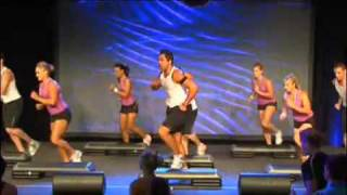 Les Mills BODYSTEP® 84 (footage from Ultimate Super Workshop Sydney, 2011)