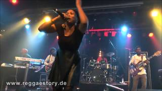 Queen Ifrica - 4/9 - Marijuana Song - 11.11.2015 - YAAM Berlin