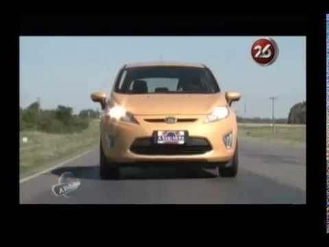 Test Comparativo: Honda Fit Vs Ford Fiesta KD