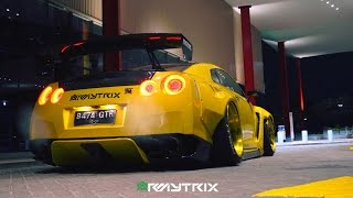 RIP...80K Heavy Mods GT-R R35 | ARMYTRIX Titanium Exhaust | Pandem Widebody | Adv.1 Wheels