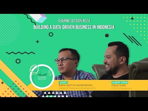 InboundID Sharing Session Eps.24: Building a Data-Driven Business in Indonesia
