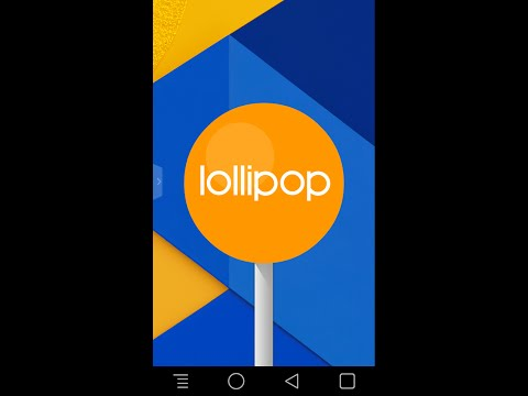 Lollipop Themed Rom For Condor C8 PHS-601/Hisense HS-U980 -mt6589-