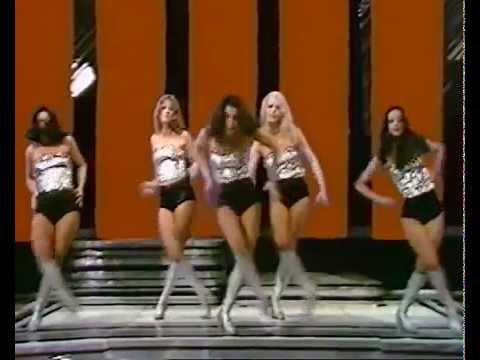 PANS PEOPLE - HOT PANTS - JACK JONES SHOW 1974