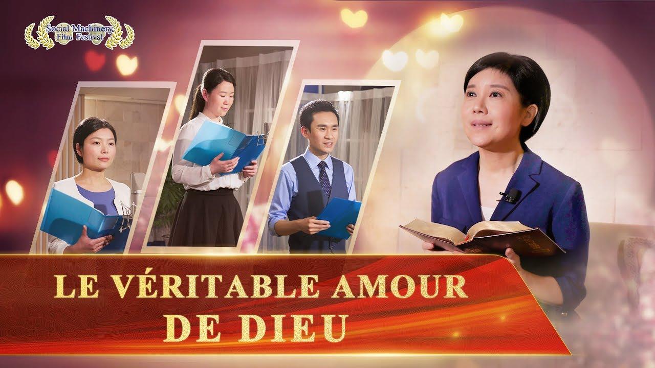 Reconstitution avec narration d'une histoire vraie : « Le véritable amour de Dieu » Le jugement de Dieu est l'amour de Dieu