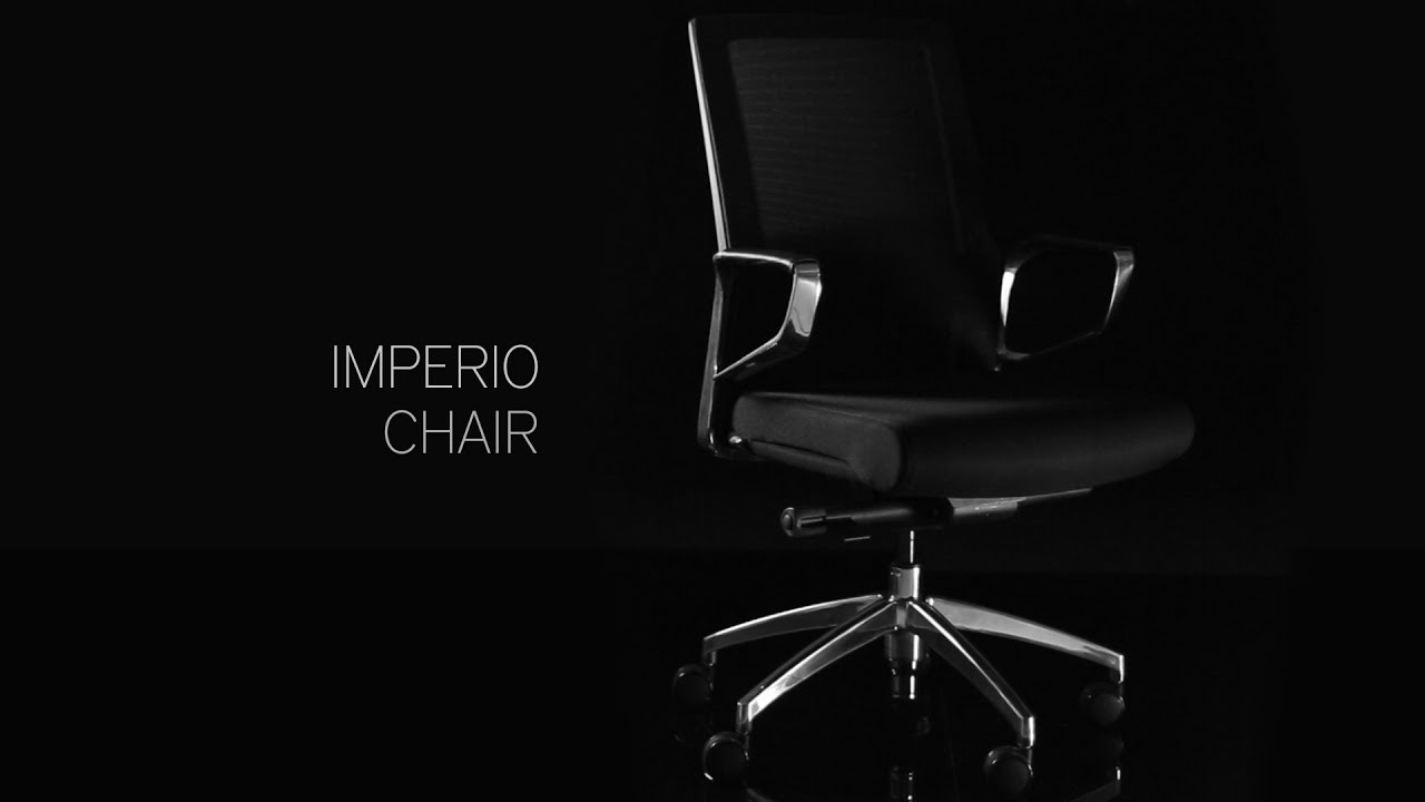 Inwerk Imperio Chair - YouTube