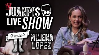 The Juanpis Live Show - Entrevista a Milena López