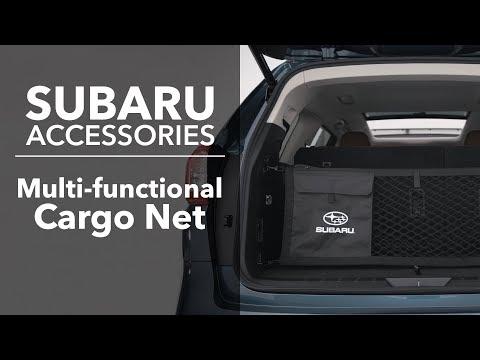 Subaru Genuine Accessories - Multi-Functional Cargo Net