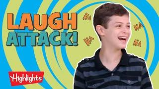 Laugh Attack! #2  | Jokes for Kids | Highlights Kids