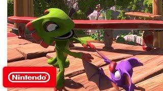 Yooka-Laylee - Modernizing the 3D Platform - Nintendo Switch