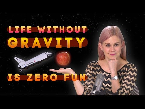 Microgravity and the science of floating in space | Watch This Space