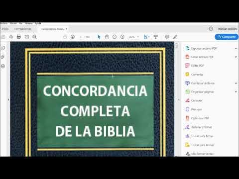 Concordancia Biblica Pdf Gratis