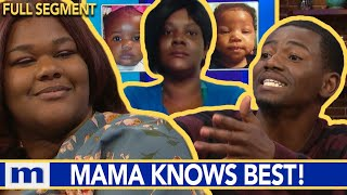My mama says I'm not the father!   The Maury Show