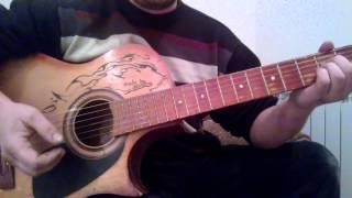 ТАНГО ЦВЕТОВ (2 варианта исполнения ) как играть на гитаре