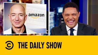 Did Saudi Arabia Hack Jeff Bezos? | The Daily Show with Trevor Noah