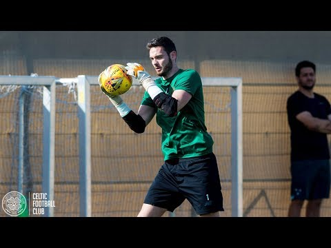 Celtic FC - #BhoysInDubai: Goalkeeper Training