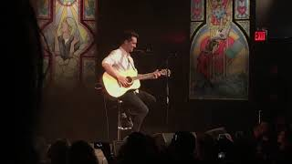 Panic! At the Disco- Say Amen (It's Saturday Night) acoustic live