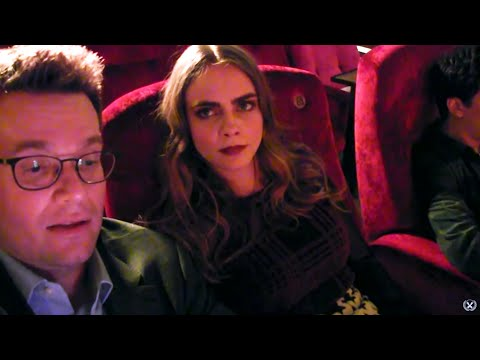 Question Tuesday with Cara Delevingne and Nat Wolff