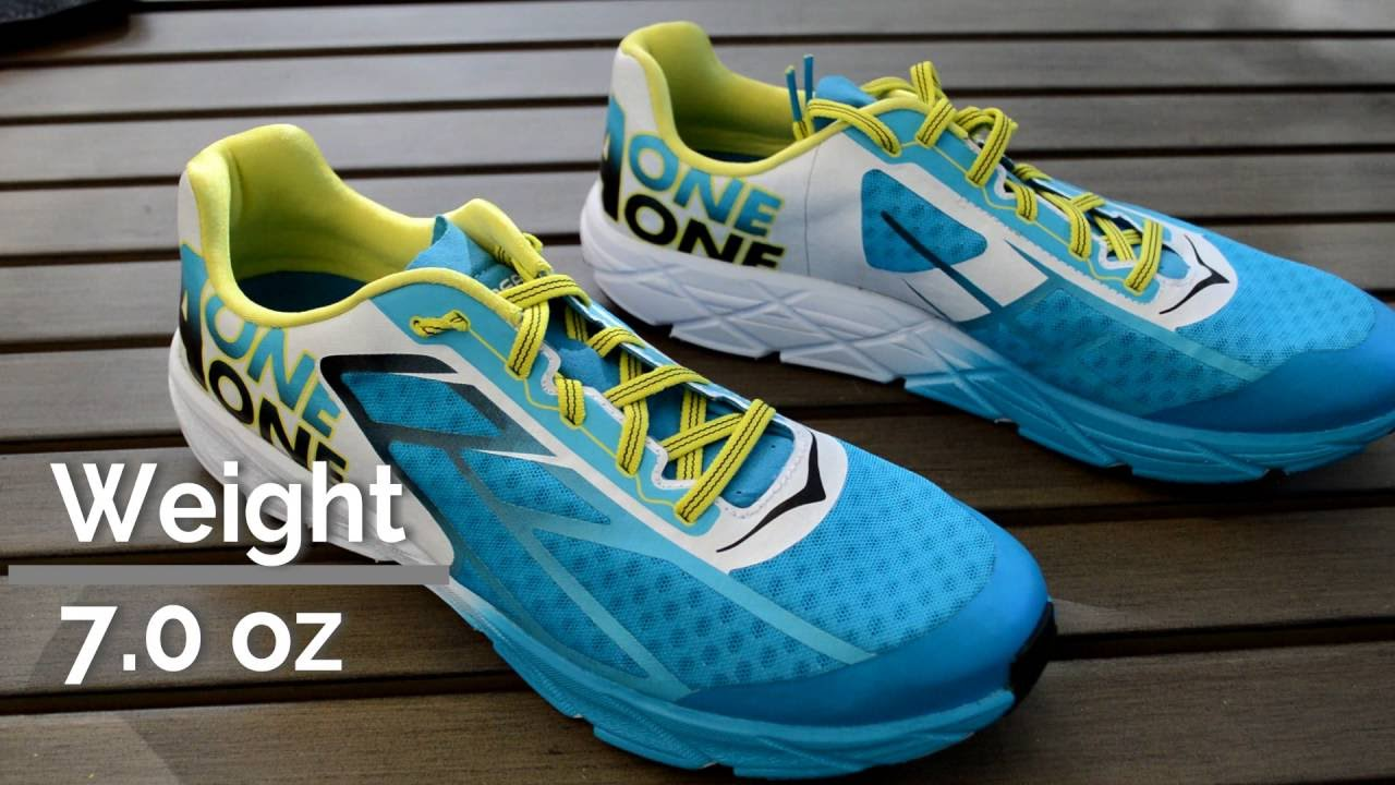 Hoka One One Tracer Review - YouTube