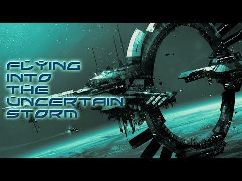 """Tim Wright (Colony Wars) — Flying Into the Uncertain Storm [Extended - With """"Space"""" Ambience]"""