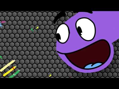 Slither.io Logic 3 | Cartoon Animation