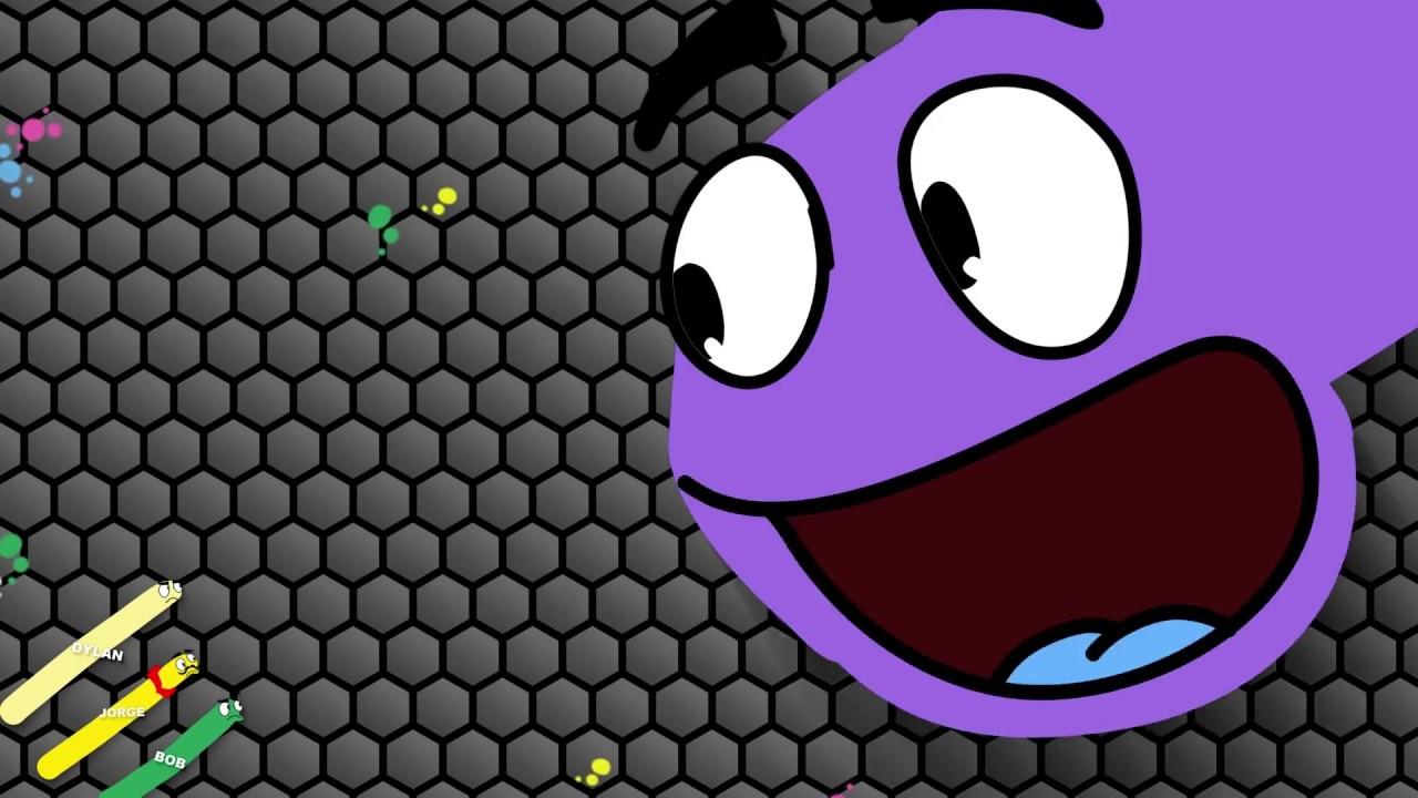 Download Slither.io Logic 3 - Cartoon Animation