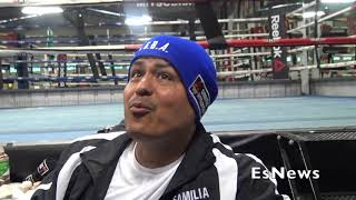 Robert Thoughts On Canelo Picking Easy Fight For 3rd Division Title EsNews Boxing
