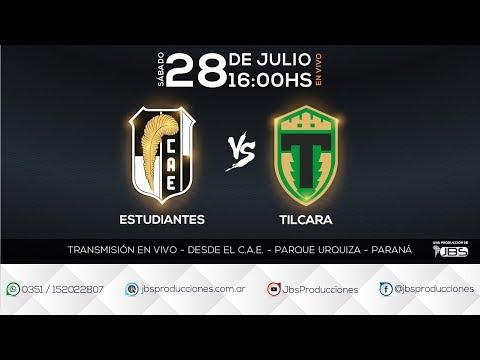 CAE VS TILCARA - TRL 2018 - 28/07/2018