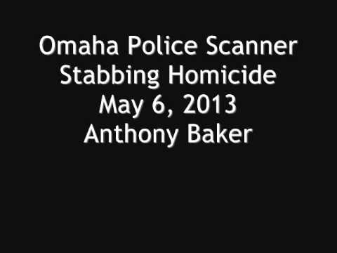 Omaha Police Emergency Radio of Fatal Stabbing in South Omaha