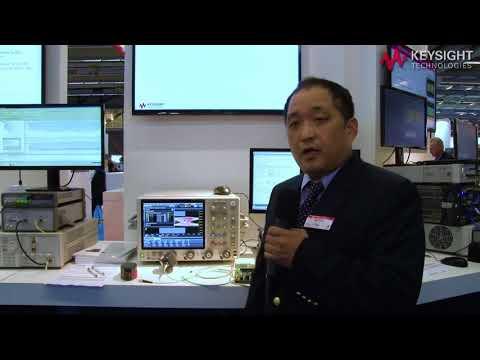 Keysight Infiniium Realtime Oscilloscopes for Optical Measurement Solutions
