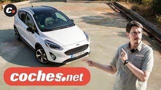 Ford Fiesta Active 2019 | Prueba / Test / Review en español | coches.net
