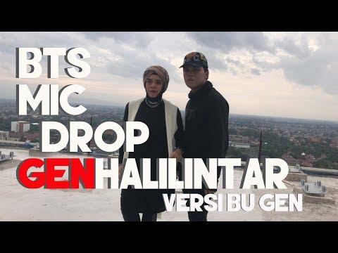 BTS Mic Drop Gen Halilintar Versi Bu Gen