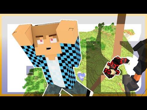Minecraft: Behind The Scenes - Fisk's Superheroes