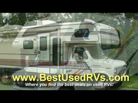 Best Used Motorhomes and RV Repo Auctions