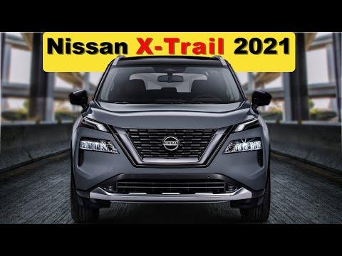 Новый Nissan X-Trail 2021 - обзор Александра Михельсона